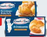 Croissants von Knack & Back