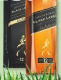 Black Label von Johnnie Walker