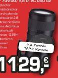 Objective AF 70-200/2.8 Di VC USD G2 von Tamron