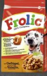 Hundenahrung Geflügel & Karotte von Frolic