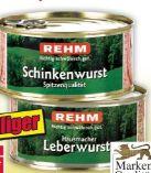 Leberwurst von Rehm