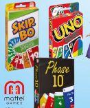 Uno Karten von Mattel Games