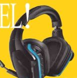 Gaming Headset G935 Lightsync von Logitech