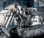 Technic Liebherr Bagger R 9800 42100 von Lego