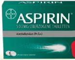 Aspirin von Bayer Healthcare