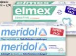 Sensitive Zahncreme von Elmex