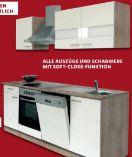 Küchenzeile Eiche Sonoma von Respekta
