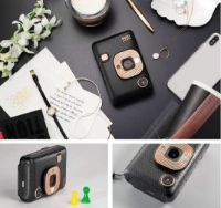 Digitale Sofortbildkamera Instax Mini LiPlay von Fujifilm