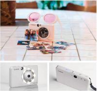 Sofortbildkamera mit Mini-Drucker Zoemini S von Canon