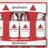 Mineralwasser von Apollinaris