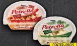 Frischkäsezubereitung von Petrella
