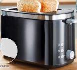Design-Doppelschlitz-Toaster von Quigg