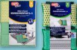 Premium Mikrofaser Reinigungstuch-Sortiment von OptiWisch