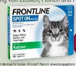 Frontline Spot on Katze von Boehringer Ingelheim