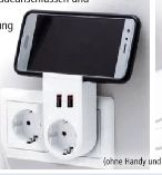Multifunktions Adapter von Powertec Energy
