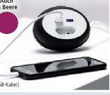USB-Reise-Adapter von Powertec Energy