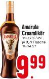 Creamlikör von Amarula