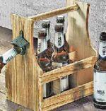 Flaschenträger von Kesper