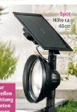 LED-Solar-Leuchten von Duracell