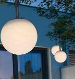 Solar-Hängeleuchte von Bauhaus