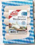 Münchner Weißwurst von Lutz
