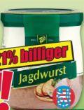 Thüringer Jagdwurst von EWU
