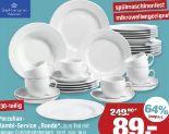 Porzellan-Kombi-Service Rondo von Seltmann Weiden
