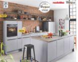 Moderne Küchenkombination von Nobilia