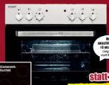 Elektro-Einbauherd-Set EHE 155-1.1 U von Exquisit