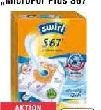 Staubfilterbeutel S67 von Swirl