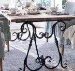Tisch von Loberon