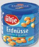 Erdnüsse von Ültje