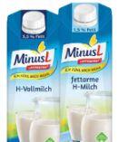 Haltbare Milch von Minus L