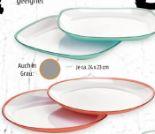 Kunststoff-Teller von Crofton