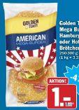 Mega Burger von Golden Toast