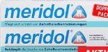 Zahnpasta von Meridol