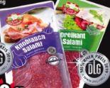 Knoblauch-Salami von Gut Bartenhof