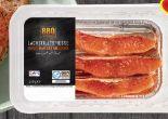 Lachsfiletspieße von BBQ