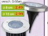 LED-Solar-Bodenleuchten