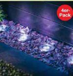 Edelstahl-LED-Bodenleuchten