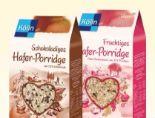 Schokoladiges Porridge von Kölln