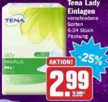Lady Einlagen von Tena