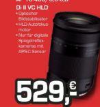 18-400 F/3.5-6.3 DiII VCHLD von Tamron
