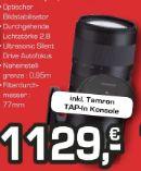 Objektive SP 70-200 von Tamron
