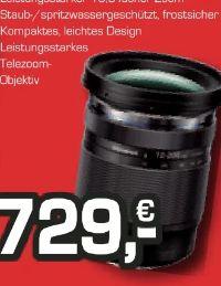M.ZUIKO Digital ED 12-200/3,5-6,3 von Olympus