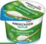 Speisequark-Zubereitung von Andechser Natur