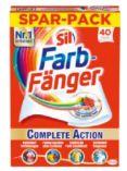 Farb-Fänger & Fleck-Entferner Tücher von Sil