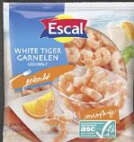 White Tiger Garnelen von Escal