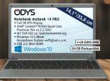 Notebook Mybook 14 Pro von Odys