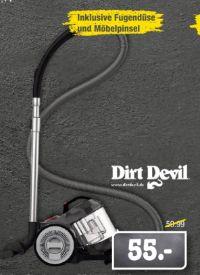 Bodenstaubsauger DD2720-4 Ultima von Dirt Devil